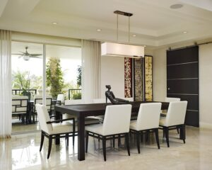 Luxurious And Elegant Dining Room Makeover