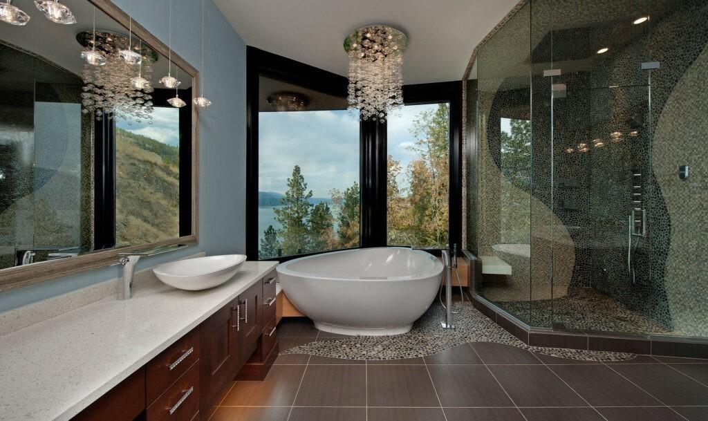 Luxury natural stone tiles
