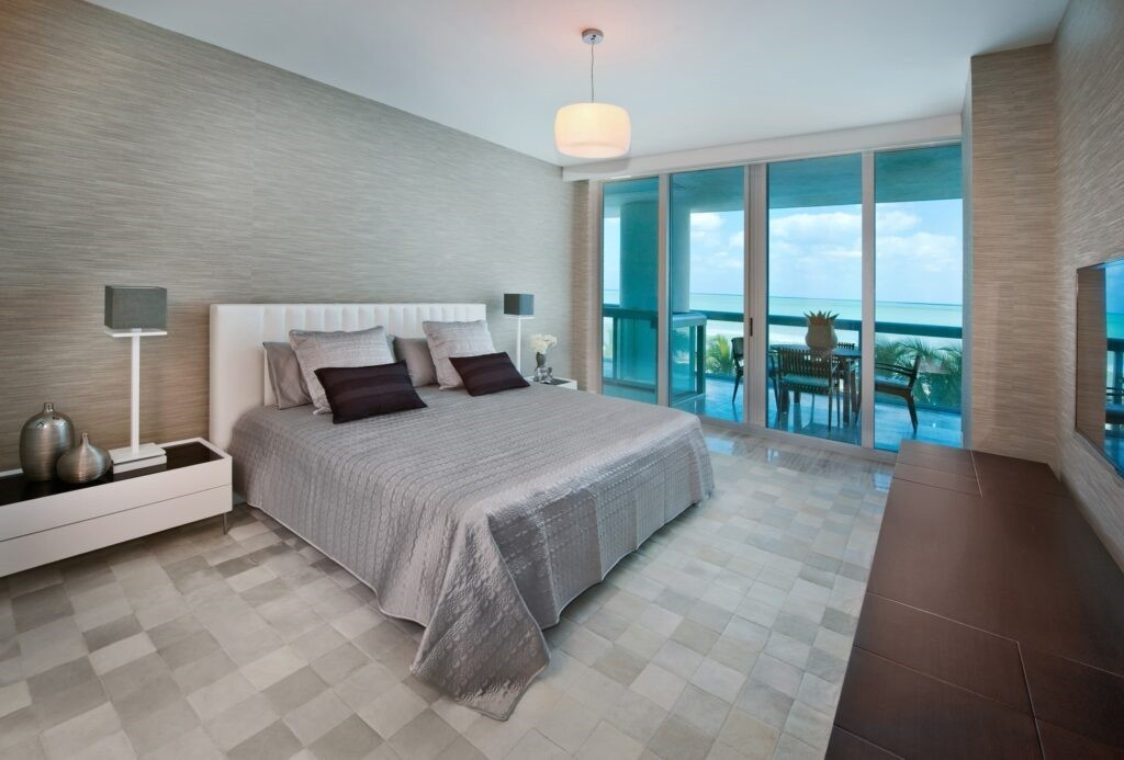 Natural Stone Bedroom Tiles