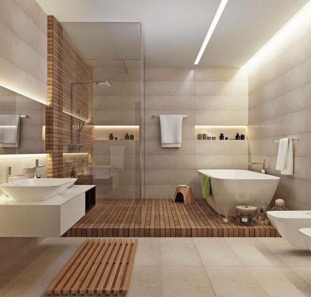 Shower Floors