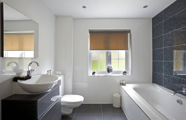 Granite Flooring Tile for bathrooms