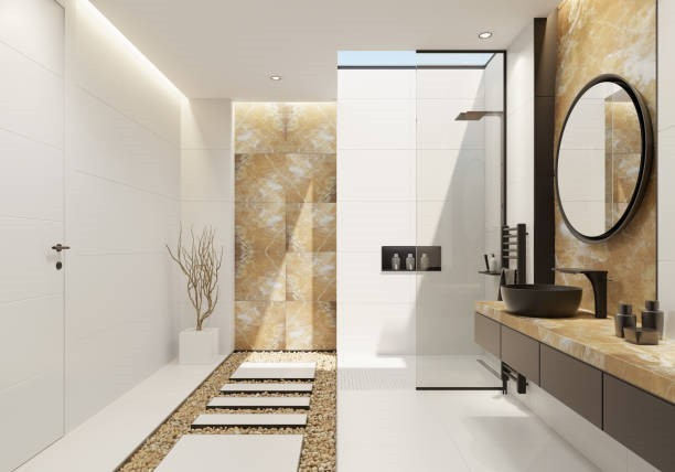 High quality natural stone tiles
