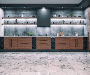 Natural Stone Tiles for Kitchen Renovation
