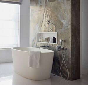 Awesome Benefits Of Using Natural Stone In Your Bathroom
