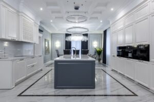 Marble Tiles for Kitchen