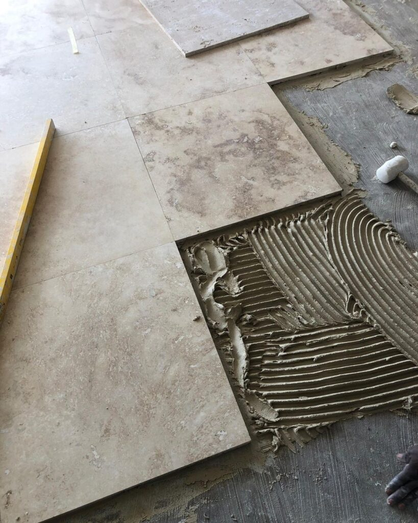 Unique Tile Installation Ideas